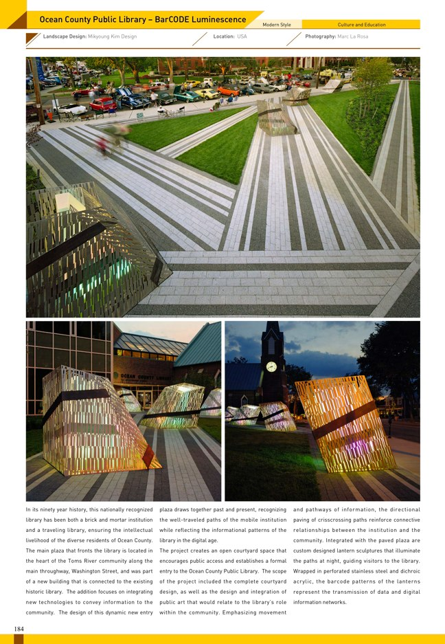 International Creative Landscape Design: Style + Functionality - Preview 19