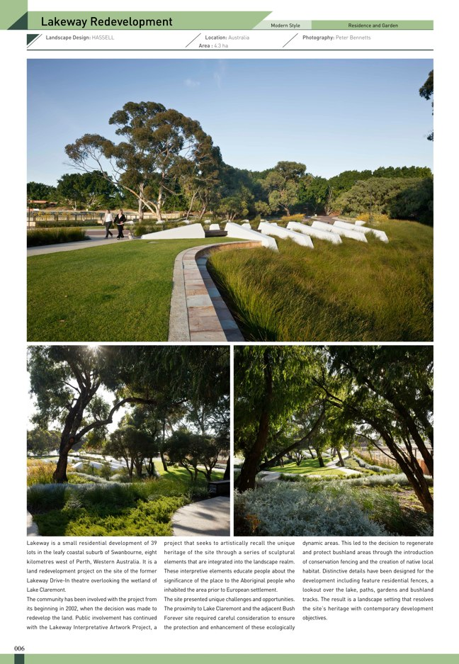 International Creative Landscape Design: Style + Functionality - Preview 2
