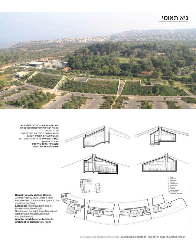 ai magazine 89 · Architecture of Israel - Preview 6
