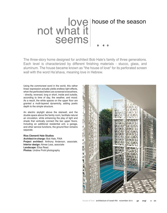 ai magazine 95 · Architecture of Israel - Preview 8