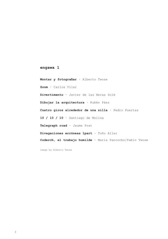 e n g a w a # 01 - Preview 2