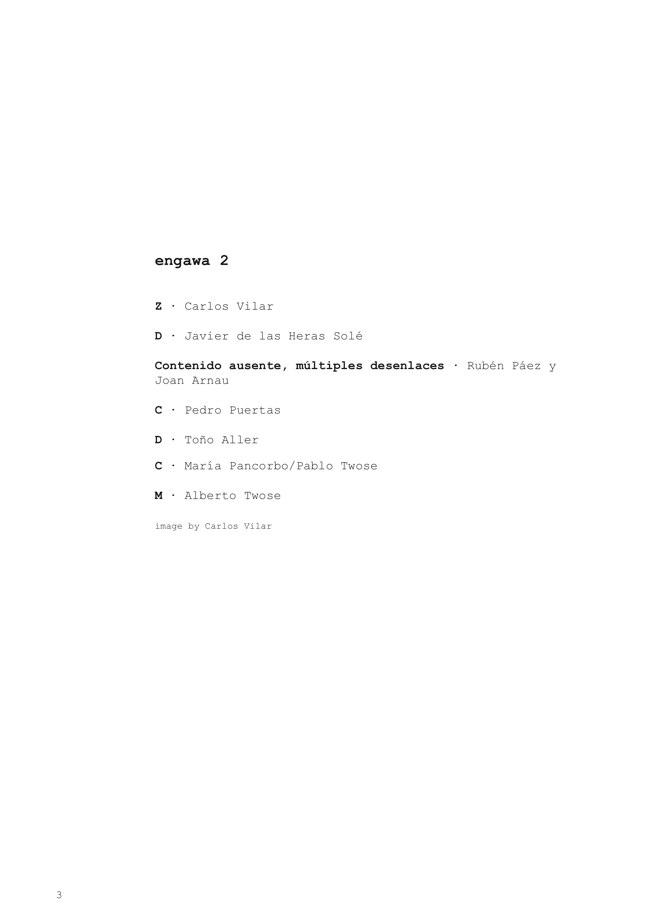 e n g a w a # 02 - Preview 2