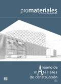 Anuario de materiales de construcción 2013-2014