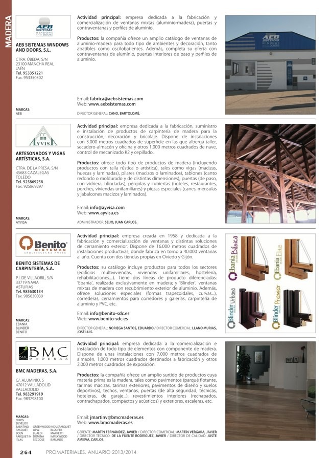 Anuario de materiales de construcción 2013-2014 - Preview 31