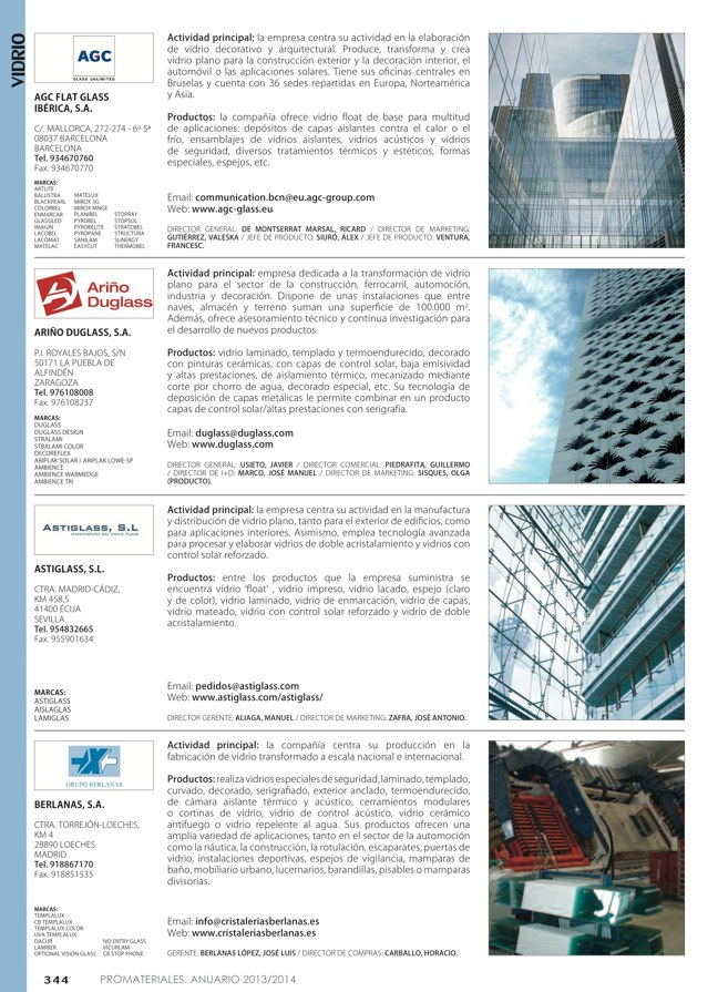 Anuario de materiales de construcción 2013-2014 - Preview 45
