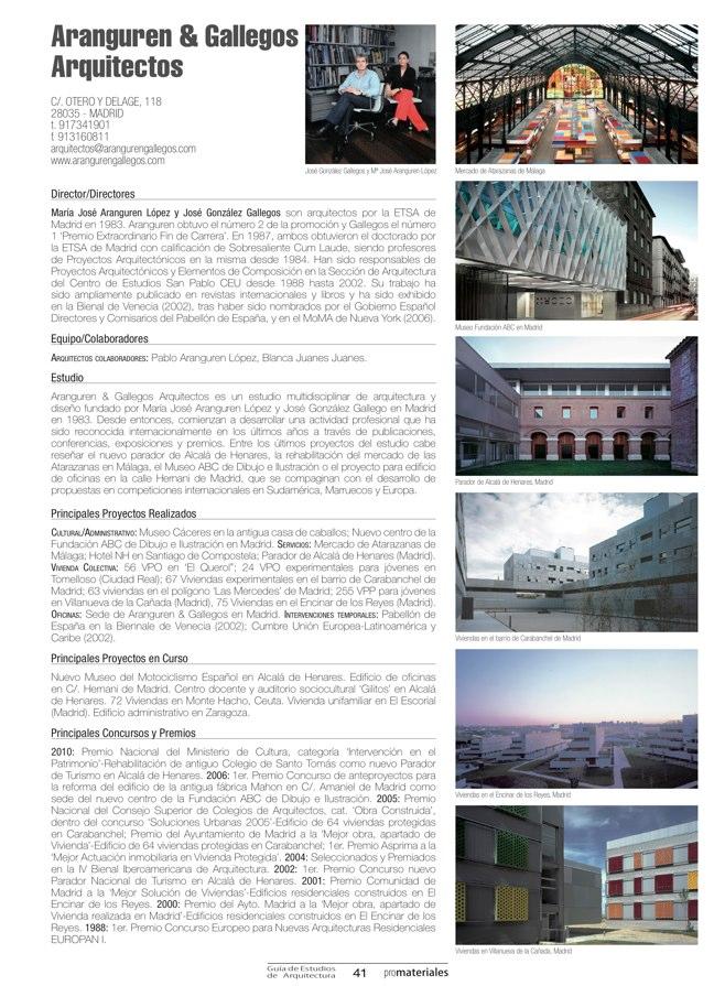 GUIA DE ESTUDIOS DE ARQUITECTURA 2013-2014 - Preview 10