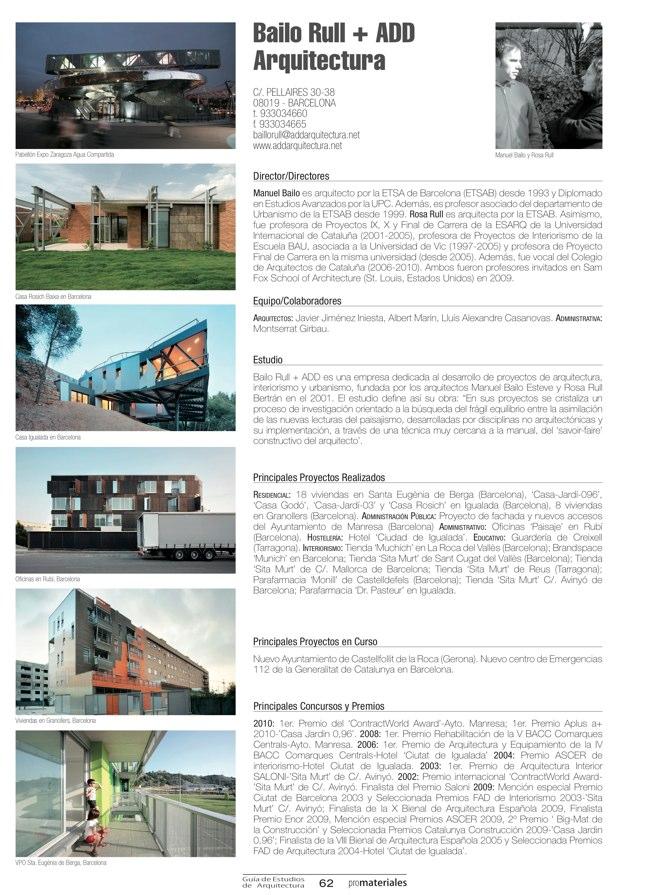 GUIA DE ESTUDIOS DE ARQUITECTURA 2013-2014 - Preview 17