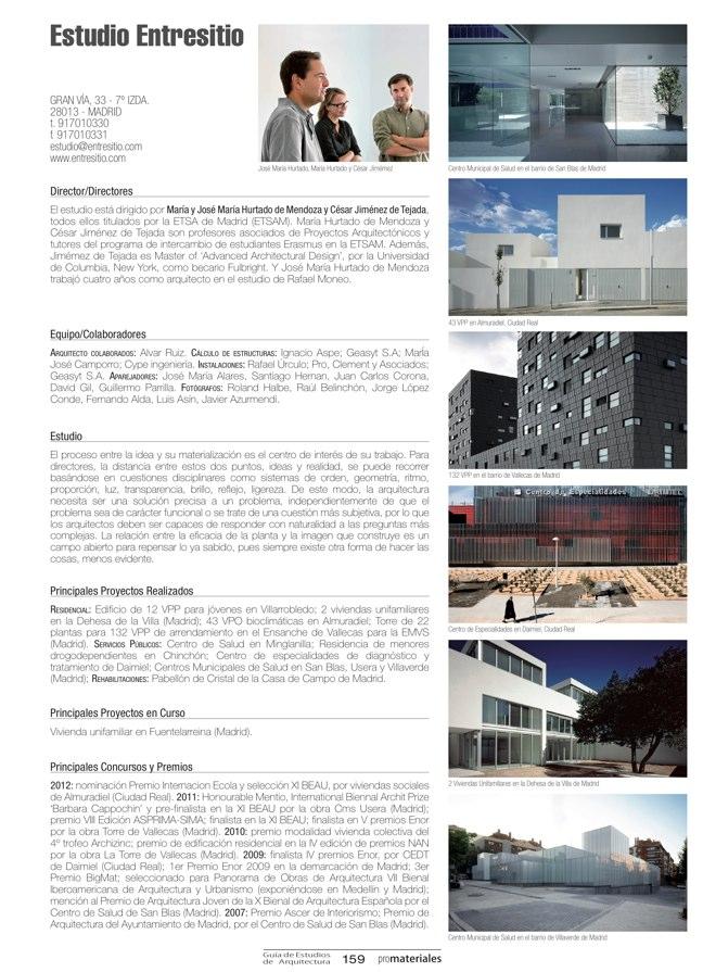 GUIA DE ESTUDIOS DE ARQUITECTURA 2013-2014 - Preview 30