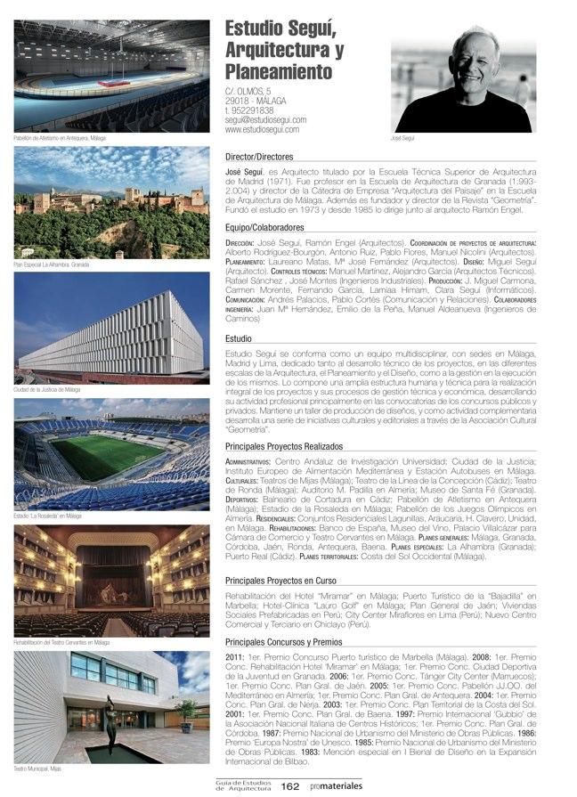 GUIA DE ESTUDIOS DE ARQUITECTURA 2013-2014 - Preview 32