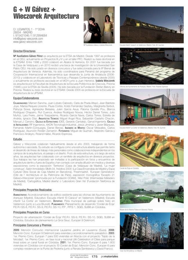 GUIA DE ESTUDIOS DE ARQUITECTURA 2013-2014 - Preview 35
