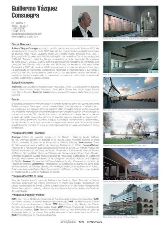 GUIA DE ESTUDIOS DE ARQUITECTURA 2013-2014 - Preview 37