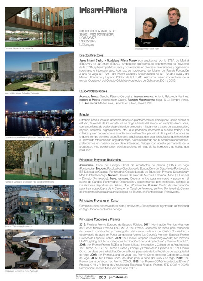 GUIA DE ESTUDIOS DE ARQUITECTURA 2013-2014 - Preview 38