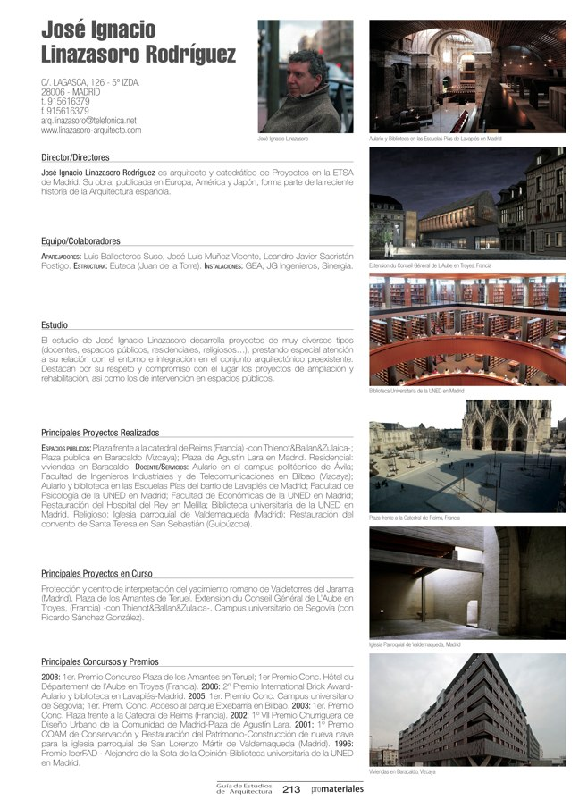 GUIA DE ESTUDIOS DE ARQUITECTURA 2013-2014 - Preview 40