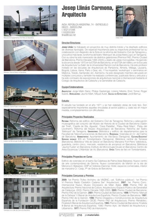 GUIA DE ESTUDIOS DE ARQUITECTURA 2013-2014 - Preview 42