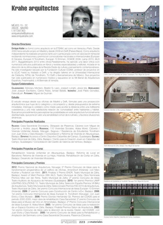 GUIA DE ESTUDIOS DE ARQUITECTURA 2013-2014 - Preview 44