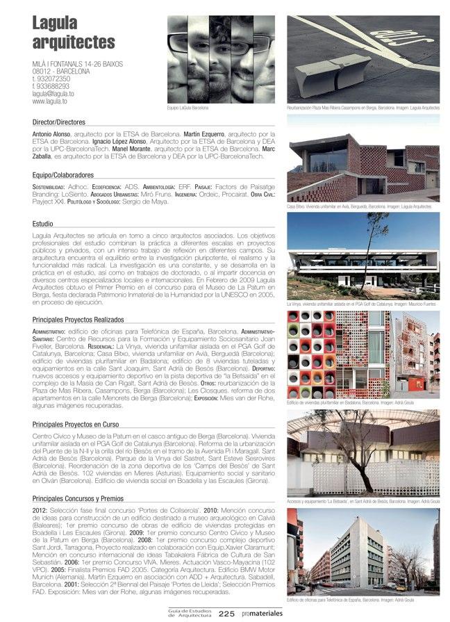 GUIA DE ESTUDIOS DE ARQUITECTURA 2013-2014 - Preview 45