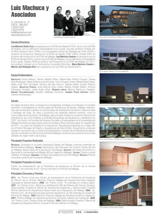 GUIA DE ESTUDIOS DE ARQUITECTURA 2013-2014 - Preview 48
