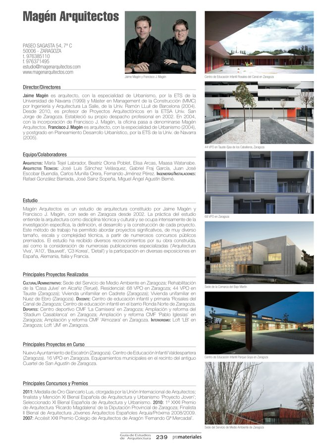 GUIA DE ESTUDIOS DE ARQUITECTURA 2013-2014 - Preview 49