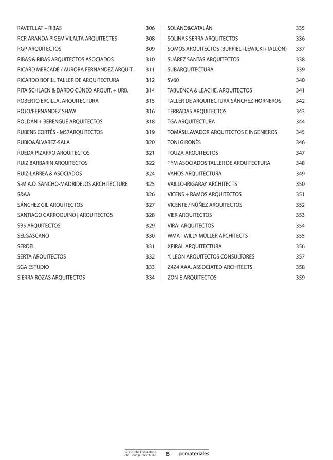 GUIA DE ESTUDIOS DE ARQUITECTURA 2013-2014 - Preview 4