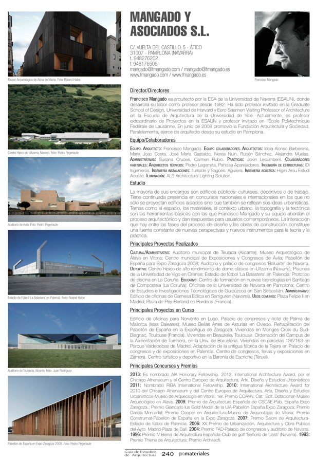 GUIA DE ESTUDIOS DE ARQUITECTURA 2013-2014 - Preview 50