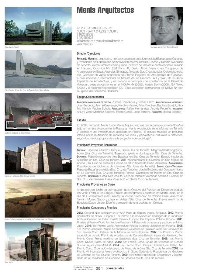 GUIA DE ESTUDIOS DE ARQUITECTURA 2013-2014 - Preview 54