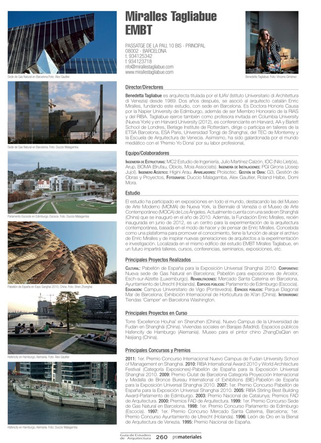 GUIA DE ESTUDIOS DE ARQUITECTURA 2013-2014 - Preview 56