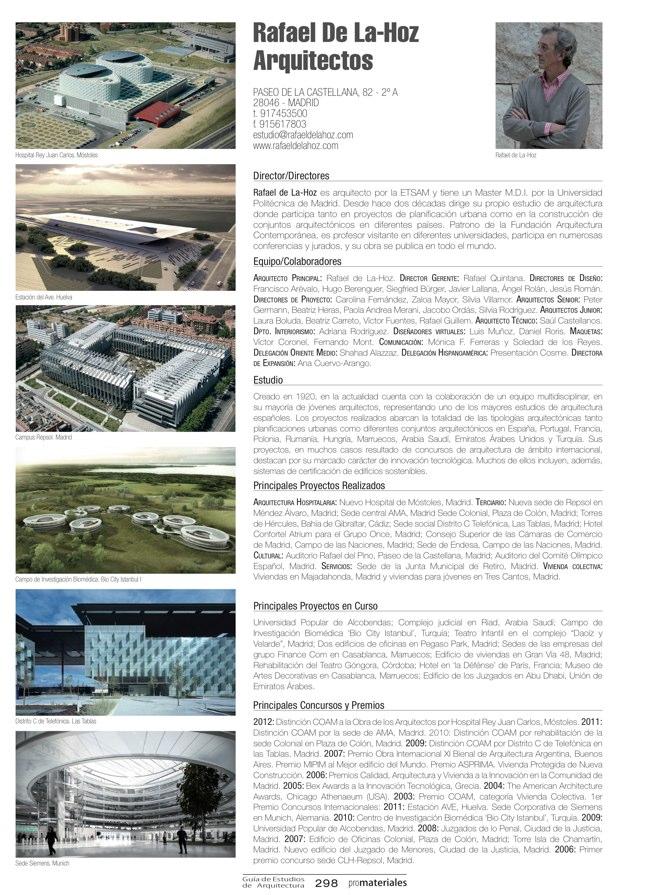 GUIA DE ESTUDIOS DE ARQUITECTURA 2013-2014 - Preview 63