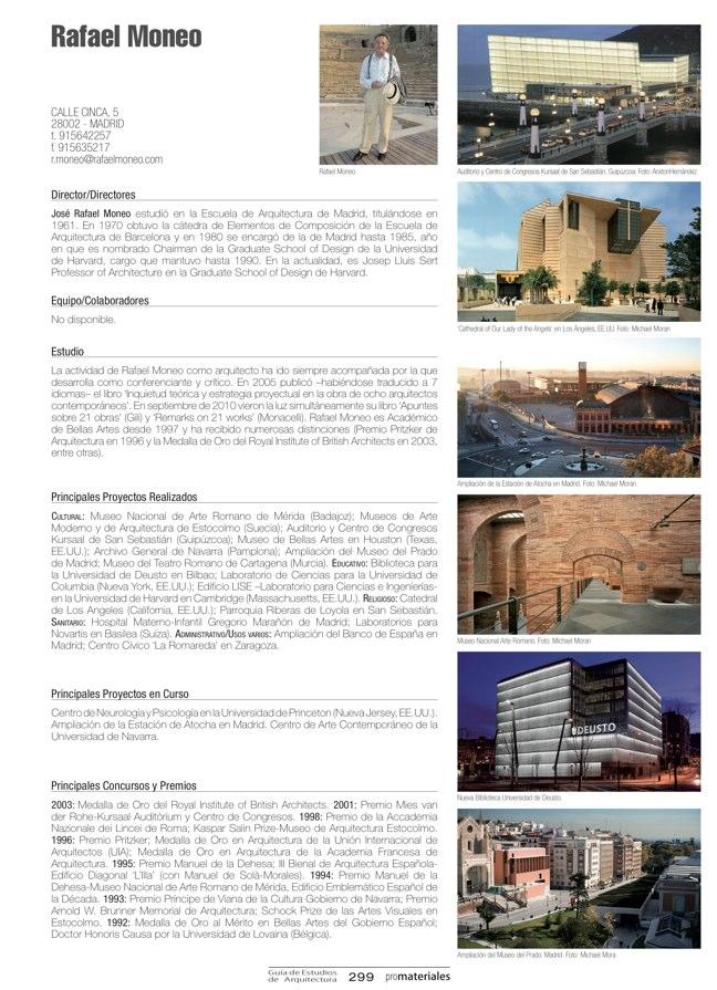 GUIA DE ESTUDIOS DE ARQUITECTURA 2013-2014 - Preview 64