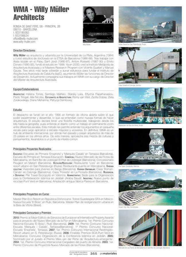 GUIA DE ESTUDIOS DE ARQUITECTURA 2013-2014 - Preview 76