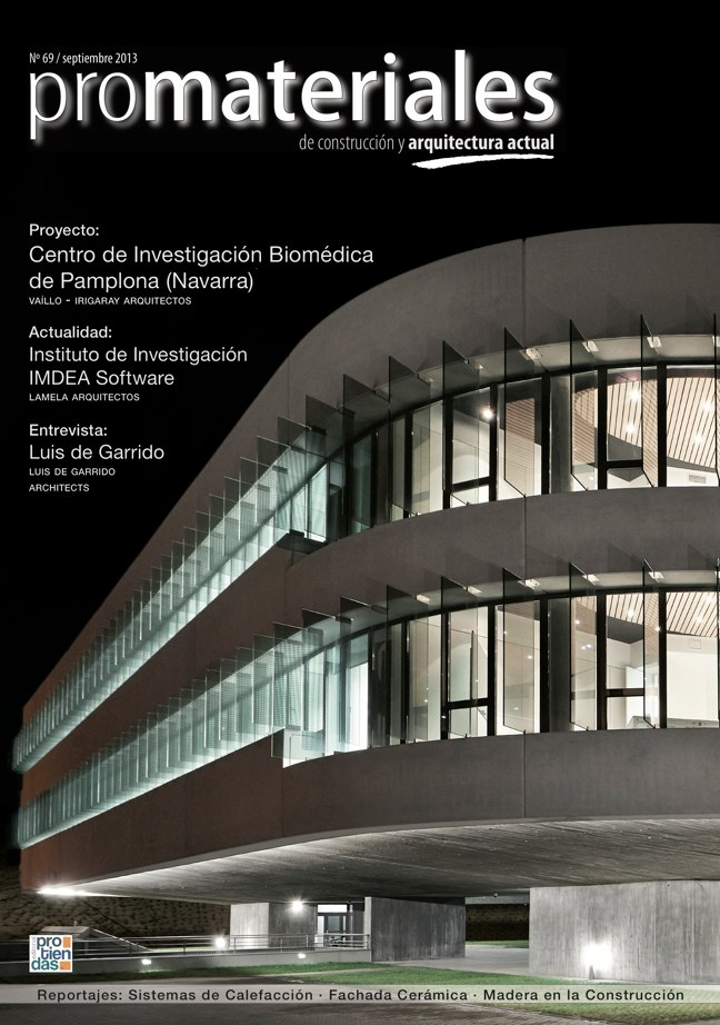 Promateriales 69 i revista de construcci n y arquitectura for Paginas de construccion y arquitectura