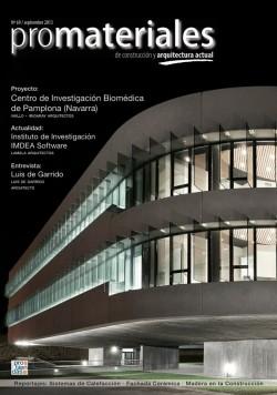 promateriales 69 I Revista de construcción y arquitectura actual