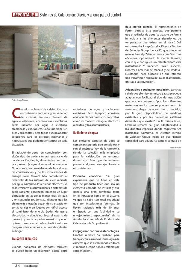 promateriales 69 I Revista de construcción y arquitectura actual - Preview 12