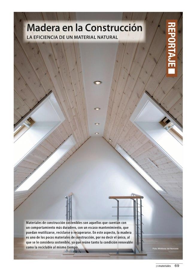 promateriales 69 I Revista de construcción y arquitectura actual - Preview 15