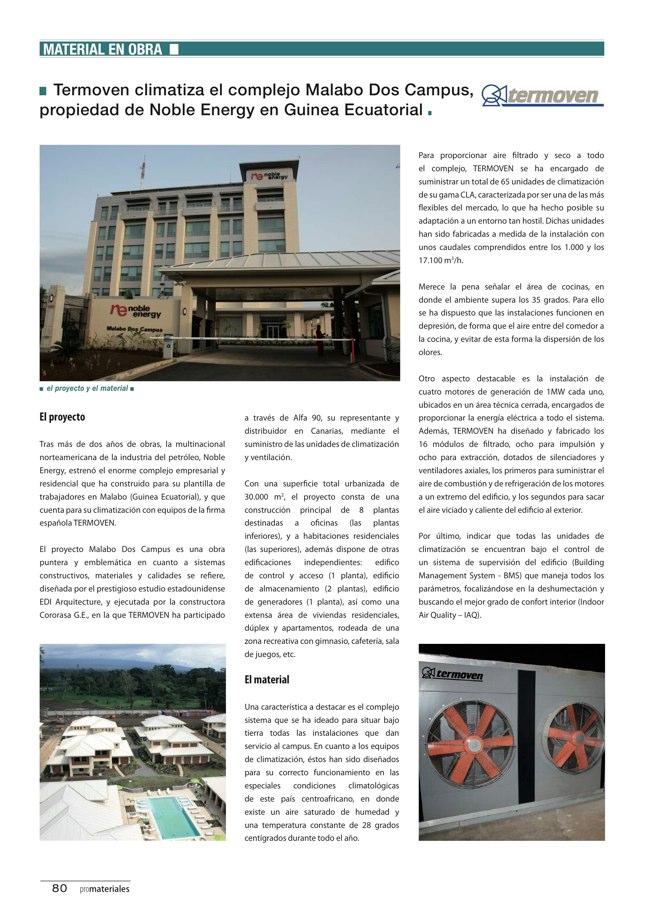 promateriales 69 I Revista de construcción y arquitectura actual - Preview 17
