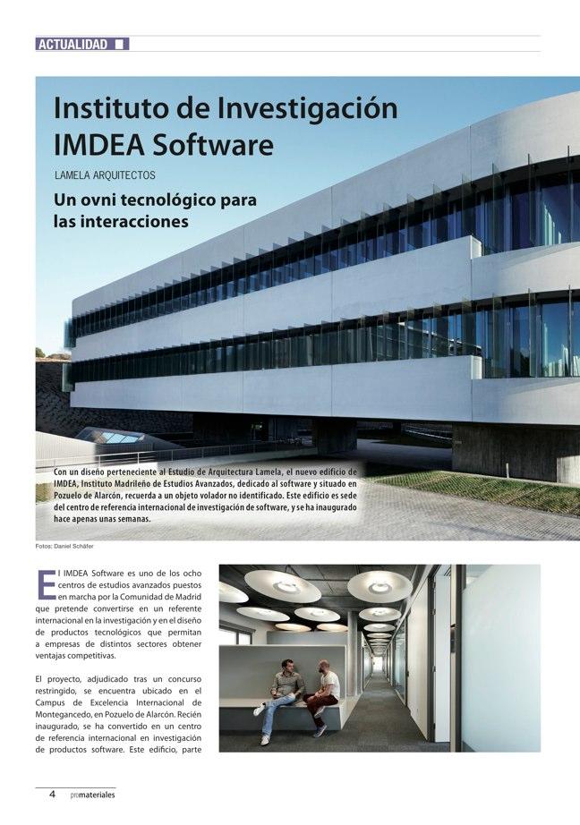 promateriales 69 I Revista de construcción y arquitectura actual - Preview 2
