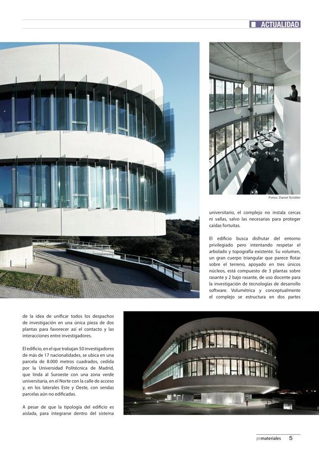 promateriales 69 I Revista de construcción y arquitectura actual - Preview 3