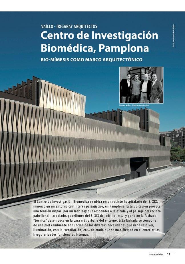 promateriales 69 I Revista de construcción y arquitectura actual - Preview 4