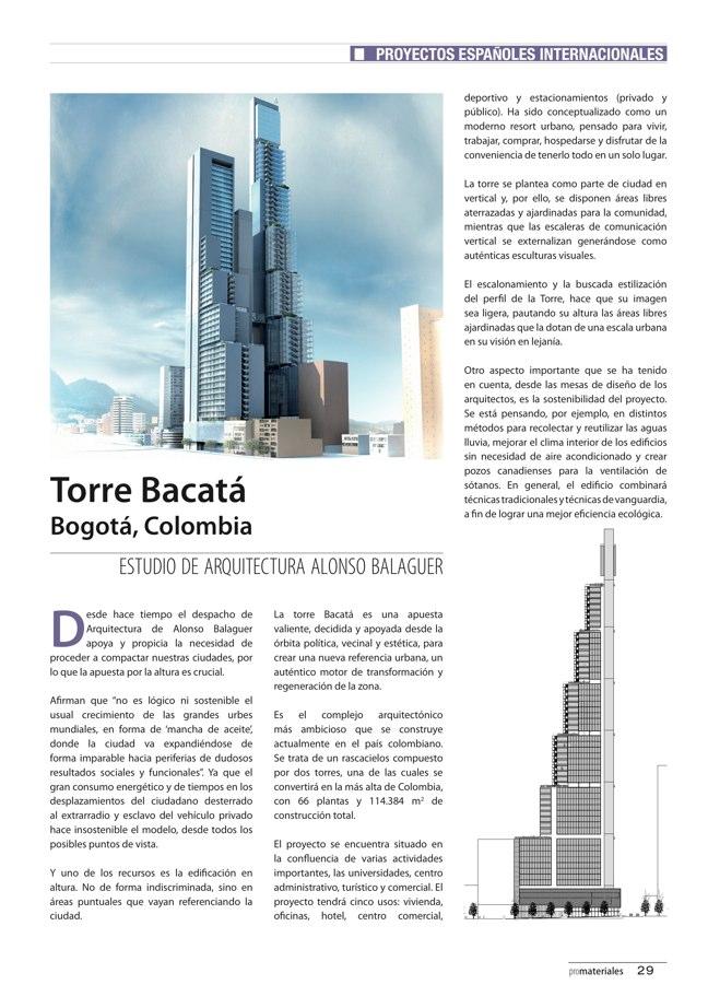 promateriales 69 I Revista de construcción y arquitectura actual - Preview 9