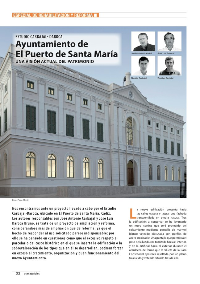 promateriales 70 I Revista de construcción y arquitectura actual - Preview 11