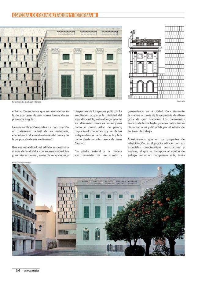promateriales 70 I Revista de construcción y arquitectura actual - Preview 12
