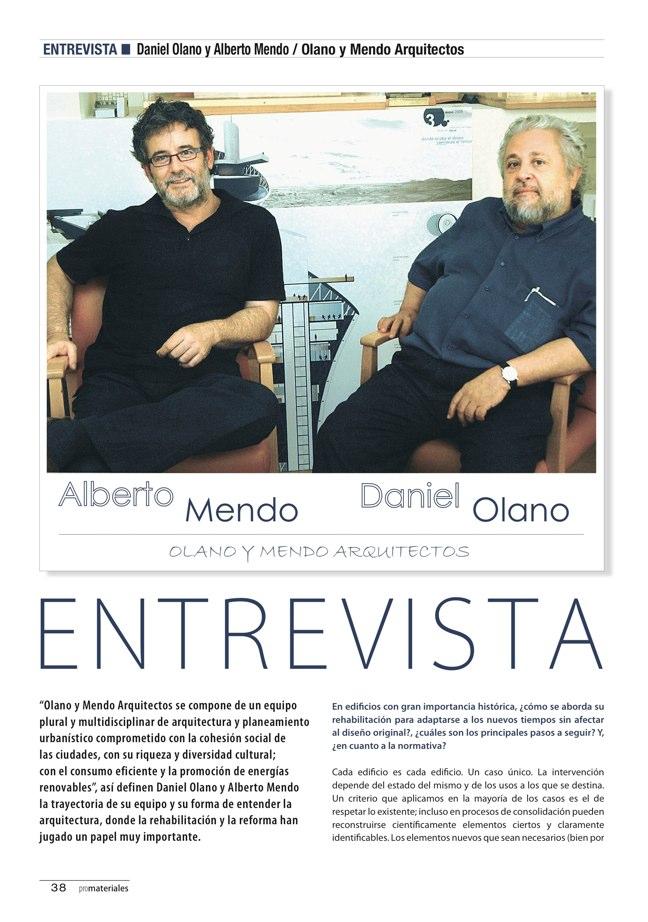 promateriales 70 I Revista de construcción y arquitectura actual - Preview 13