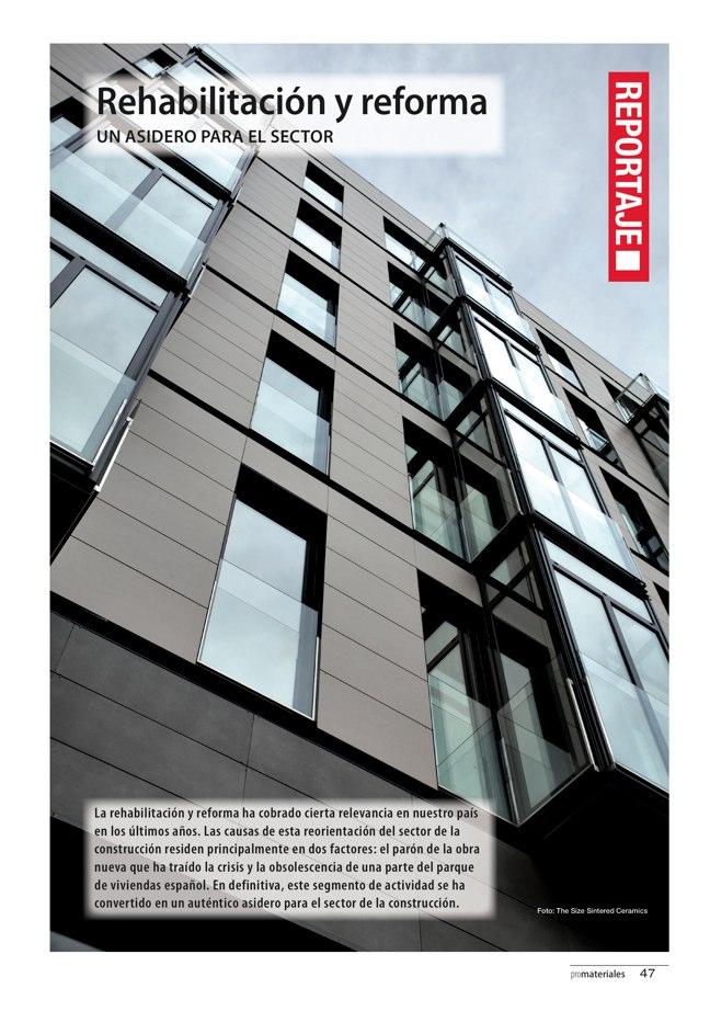 promateriales 70 I Revista de construcción y arquitectura actual - Preview 17