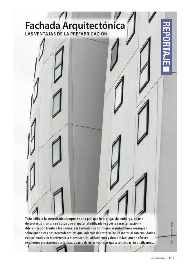 promateriales 70 I Revista de construcción y arquitectura actual - Preview 19