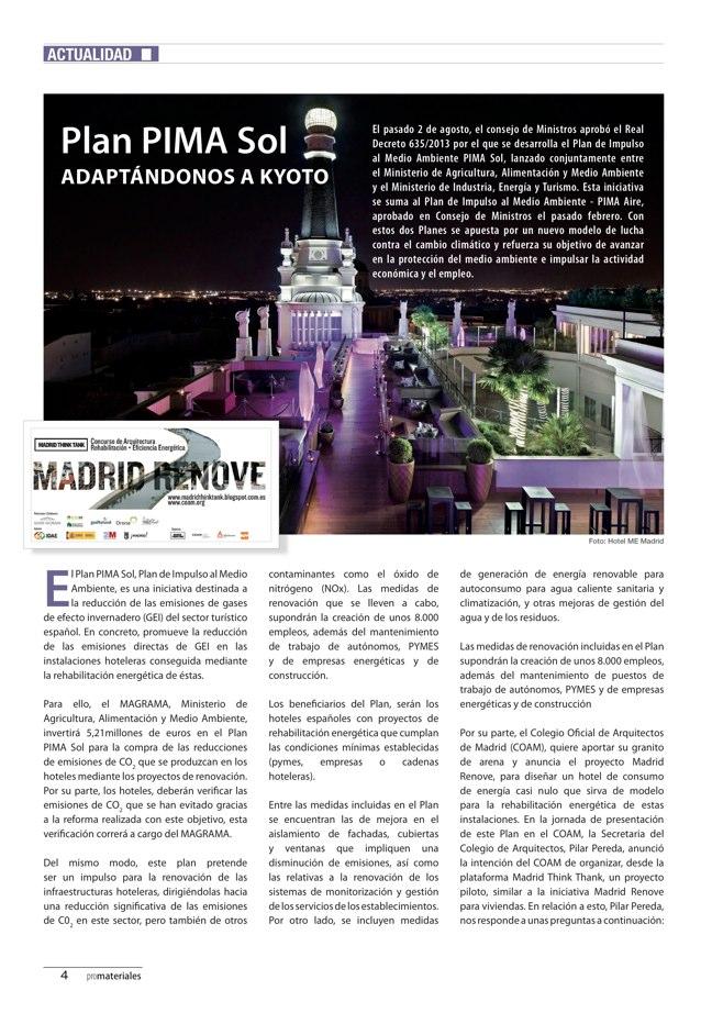 promateriales 70 I Revista de construcción y arquitectura actual - Preview 2