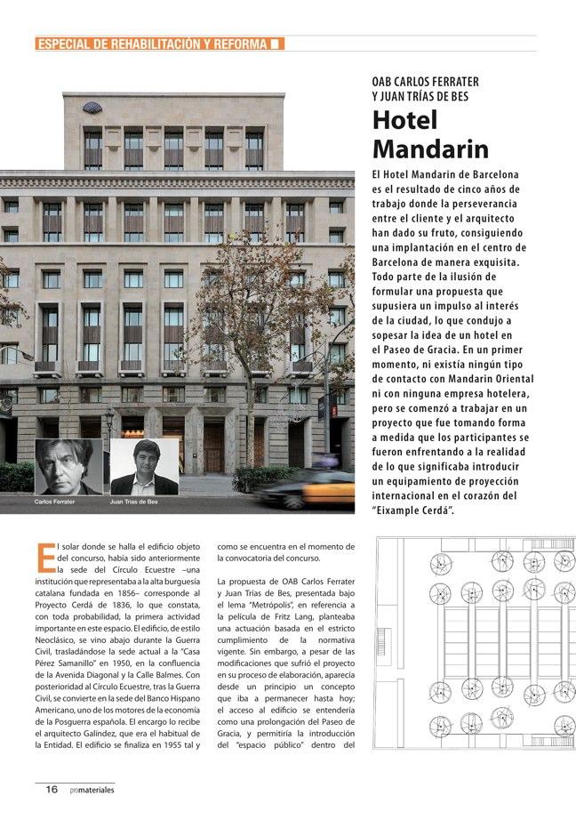 promateriales 70 I Revista de construcción y arquitectura actual - Preview 5