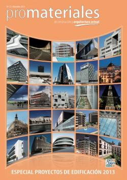 promateriales 72 I Revista de construcción y arquitectura actual