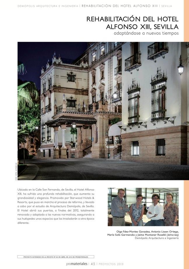 promateriales 72 I Revista de construcción y arquitectura actual - Preview 10
