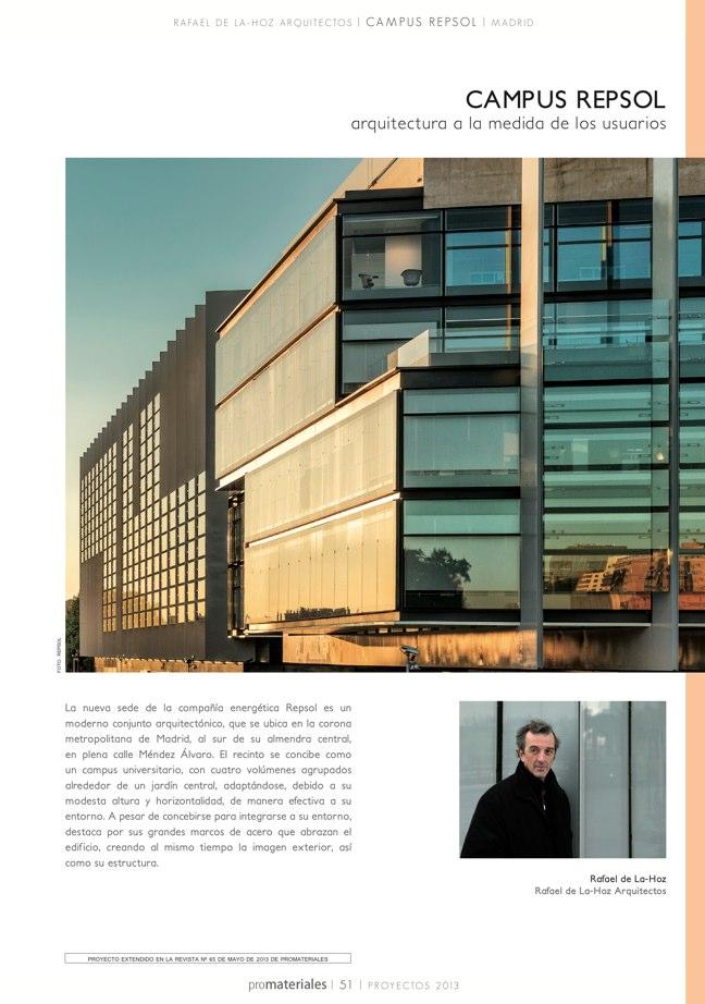 promateriales 72 I Revista de construcción y arquitectura actual - Preview 11