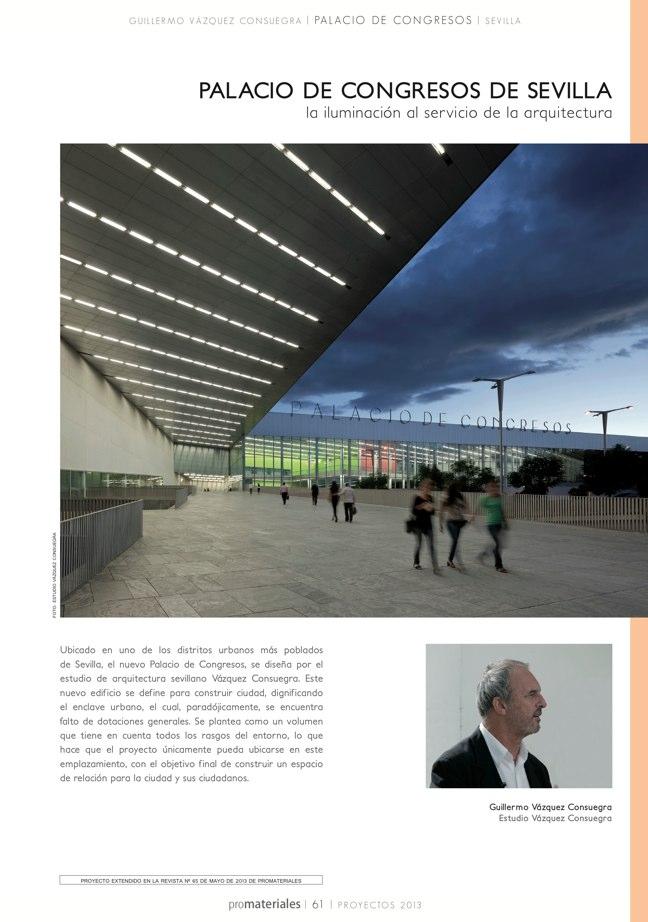 promateriales 72 I Revista de construcción y arquitectura actual - Preview 13