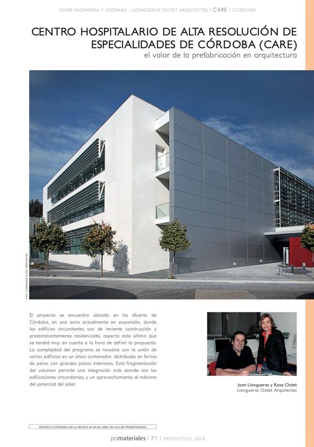promateriales 72 I Revista de construcción y arquitectura actual - Preview 15